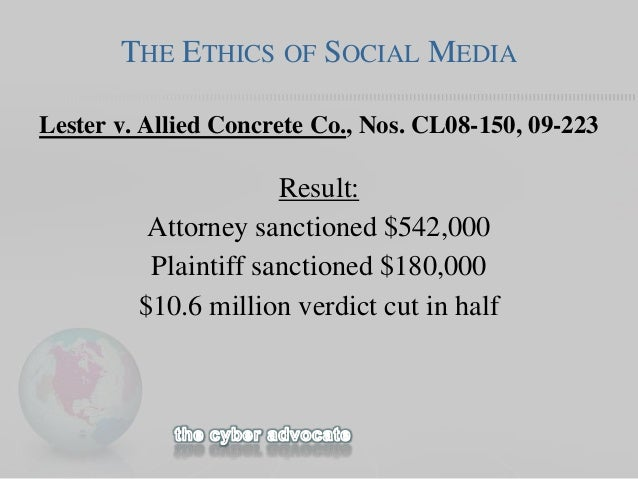 ethics of social media Pr society of america (prsa) is a world renowned body for public relations, content strategists and strategic communicators as a member of prsa, this is an excellent resource to read on ethics and social media.