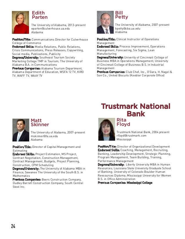 2015 speaker's edge judge profiles