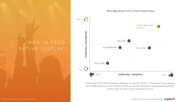 Conducted by the IAB with Edelman Berland, this scientific study on native advertising surveyed  over 5,000 consumers and ...