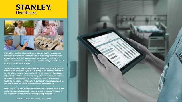 Stanley Black And Decker Company Brochure