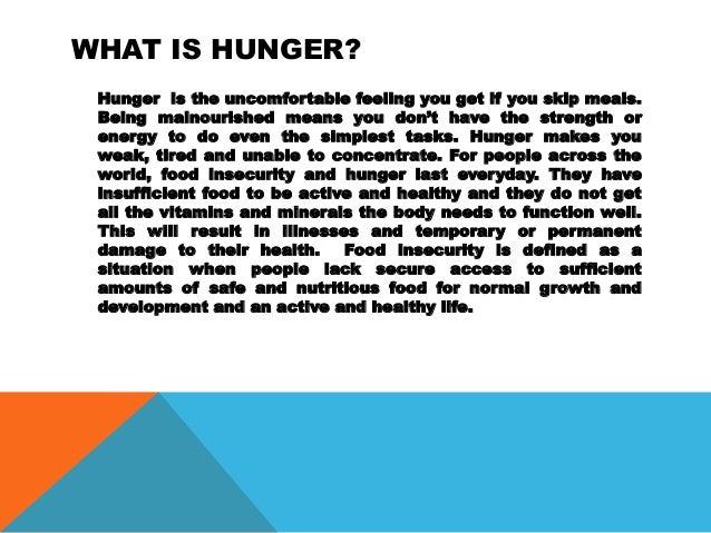 2015 Team 5 - Hunger