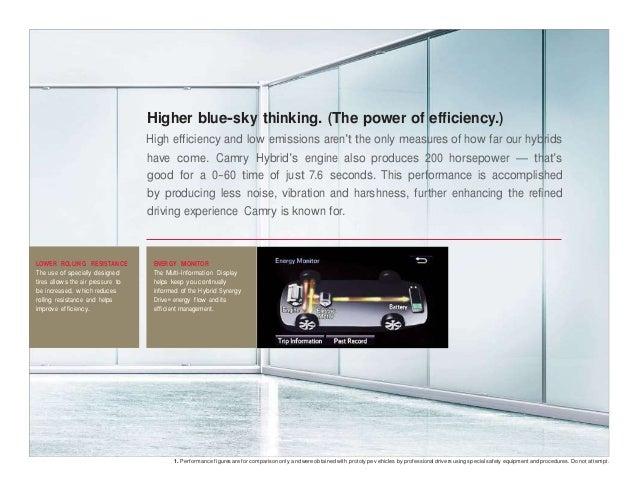 toyota camry 2015 brochure pdf