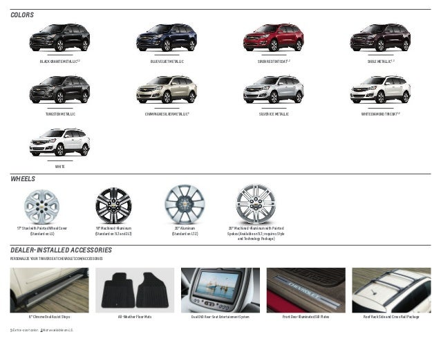 Chevrolet Traverse Mckaig Chevrolet Buick Your East Texas Dealer For The People