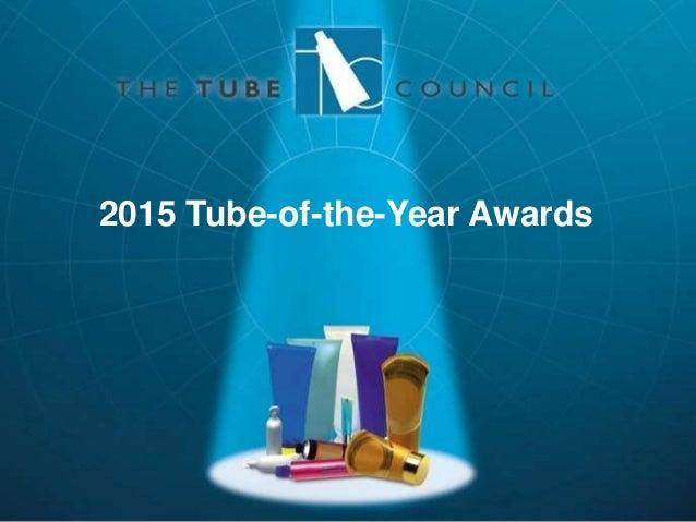 2015 Tube-of-the-Year Awards