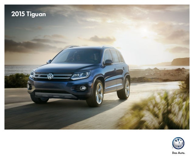 Volkswagen Of The Woodlands >> 2015 Volkswagen Tiguan Brochure | North Houston Area VW