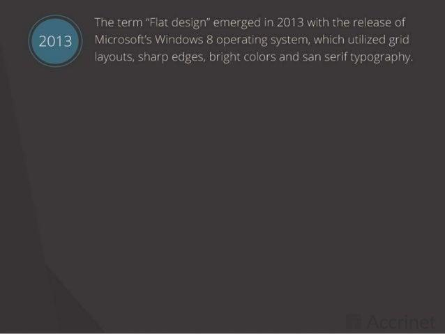 Top 10 Web Design Trends for 2015 Slide 3