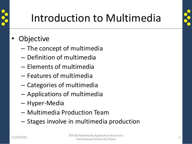 Six stages of production in multimedia | chron. Com.