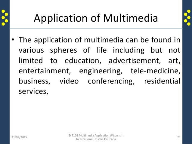 an introduction to the multimedia for business Chapter 1 : introduction to multimedia  importance of multimedia • business – use and applications • sales / marketing presentation • trade show production .