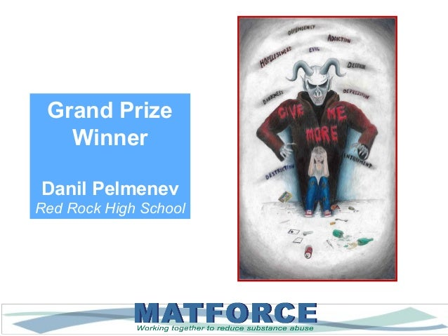 MATFORCE 2015 Youth Poster Contest Winners Slide 3