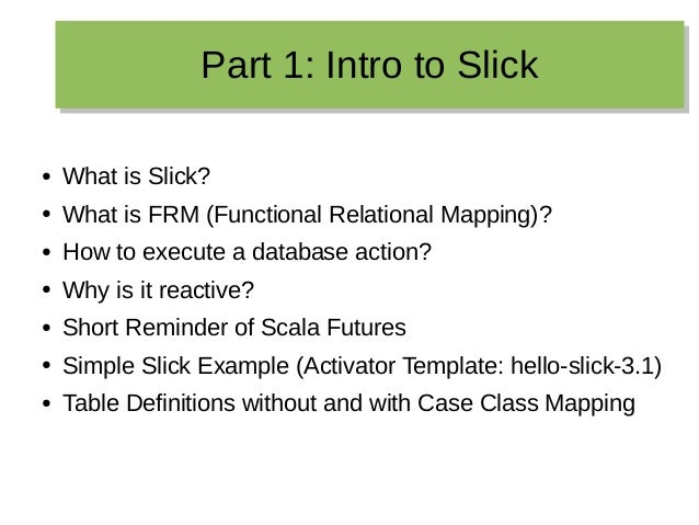Implementing a many-to-many Relationship with Slick