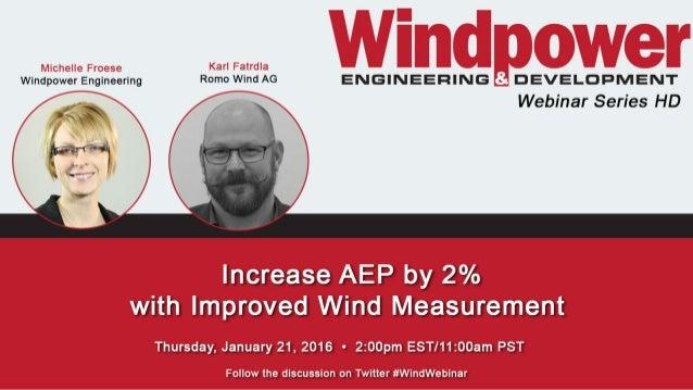 #WindWebinar