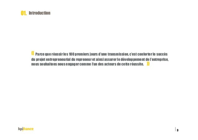Pass Repreneur Bpifrance Présentation Slide 3