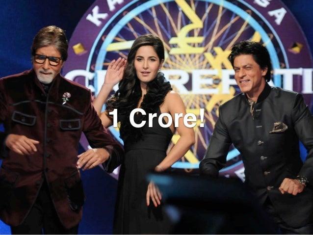 1 Crore!
