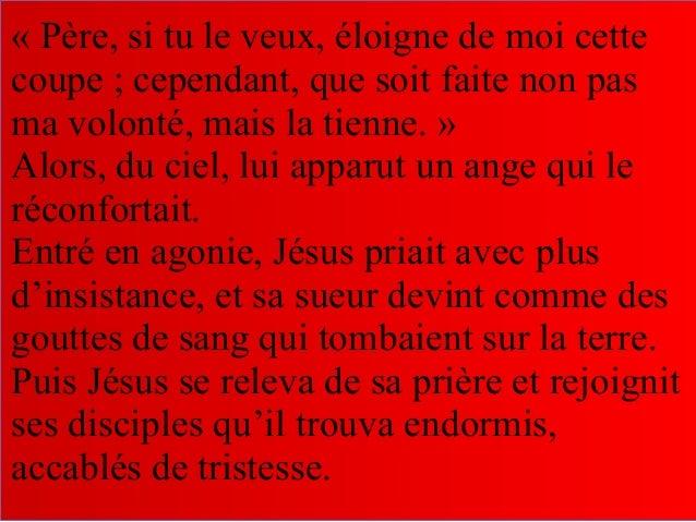 Les hommes qui gardaient Jésus se moquaient de lui et le rouaient de coups. Ils lui avaient voilé le visage, et ils l'inte...