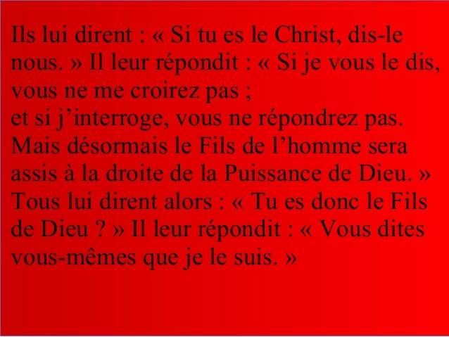 Pilate, dans son désir de relâcher Jésus, leur adressa de nouveau la parole. Mais ils vociféraient : « Crucifie-le ! Cruci...