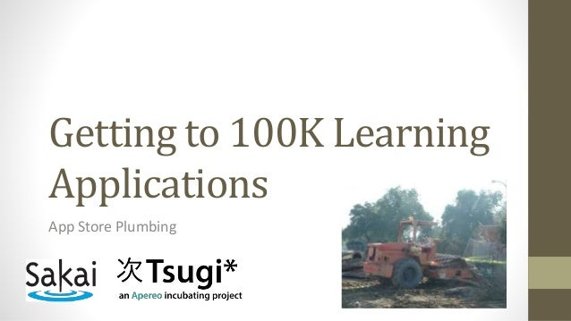 What to Build • Rich Standards • Training for Developers • API Libraries – PHP, Java, Python, Node... • App Store for Lear...