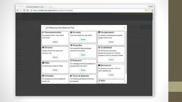 NGDLE Experiments... • Repositories • Blackboard xpLor • Canvas Commons • App Store: • Canvas EduAppCenter • ELMS Network ...