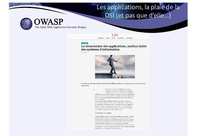 Les  applications,  la  plaie  de  la   DSI  (et  pas  que  d'elle…)
