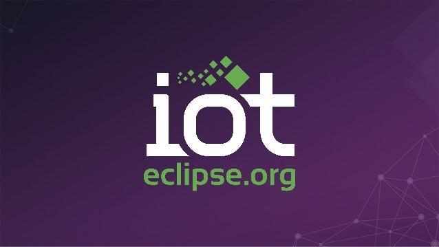 Eclipse IoT Technology