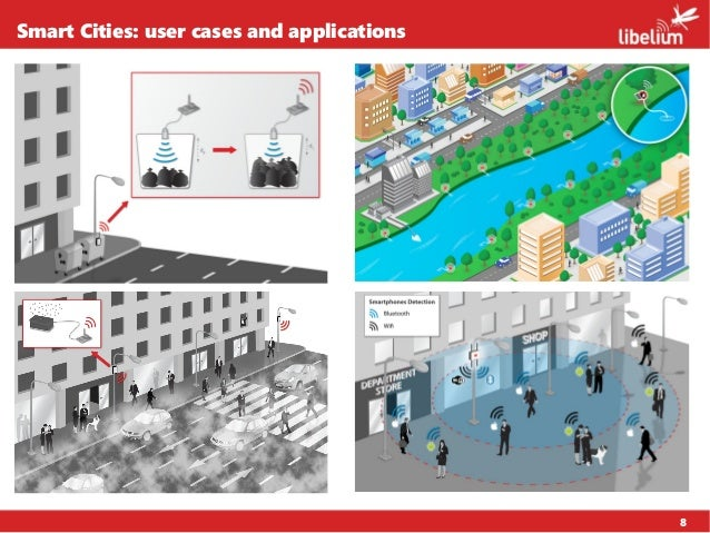 8 Smart Cities: user cases and applications
