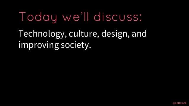 Designing Socially Impactful Digital Experiences Slide 3
