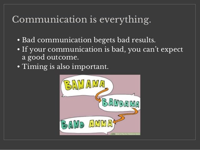 My Team Doesn't Work Here: How to Communicative Effectively with Offsite Teams Slide 3