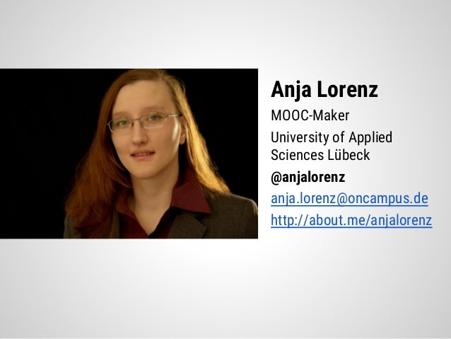 """We say """"mooin"""": MOOC Making Stories from Luebeck Slide 2"""