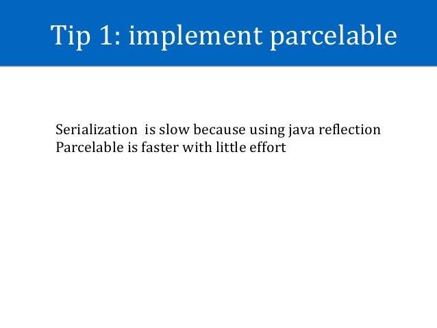 Tip1:Otherlibraries GoogleProtobuf GoogleFlatbuffer