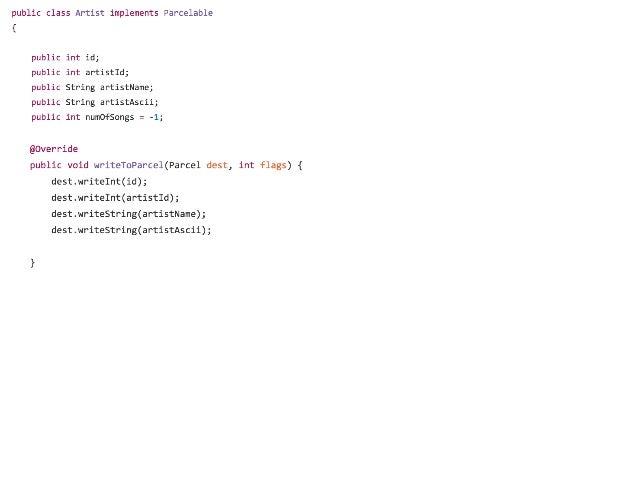 Tip3:Avoidusingenum -Codesizeoverhead:Oneenumrequires13xmemorymore thanintversion. -Runtimeoverhead: ...
