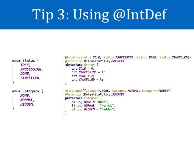 Tip6:Preferfor-index forindex foriterator forsimple