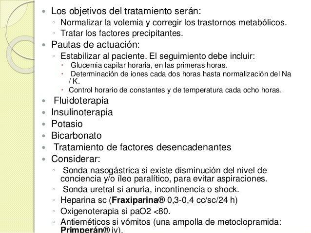 Complicaciones crónicas en el paciente diabético