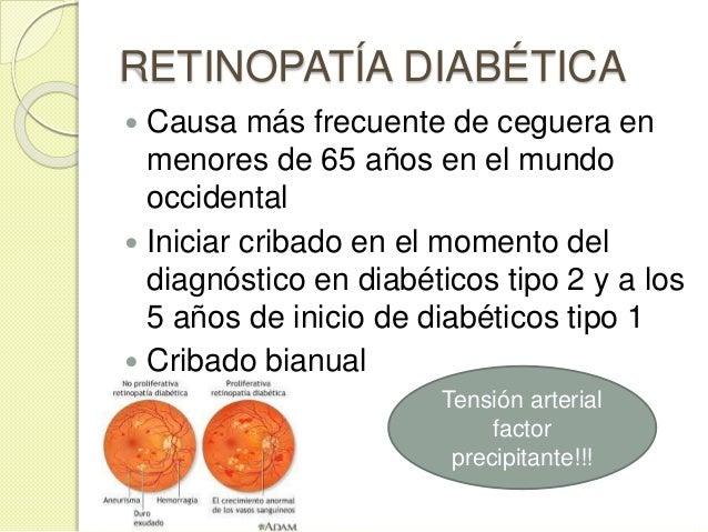 NEFROPATÍA  Más frecuente observarla en DM1  Control anual ◦ Cociente albúmina/creatinina ◦ Filtrado glomerular CKD-EPI
