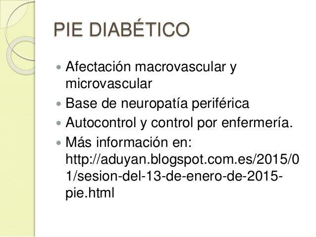 (2016 06-16)complicaciones en el paciente diabetico(ppt)