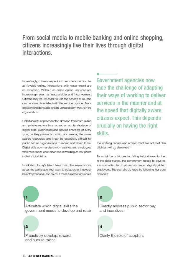 · From social media to mobile banking and online shopping, citizens increasingly live their lives through digital interact...