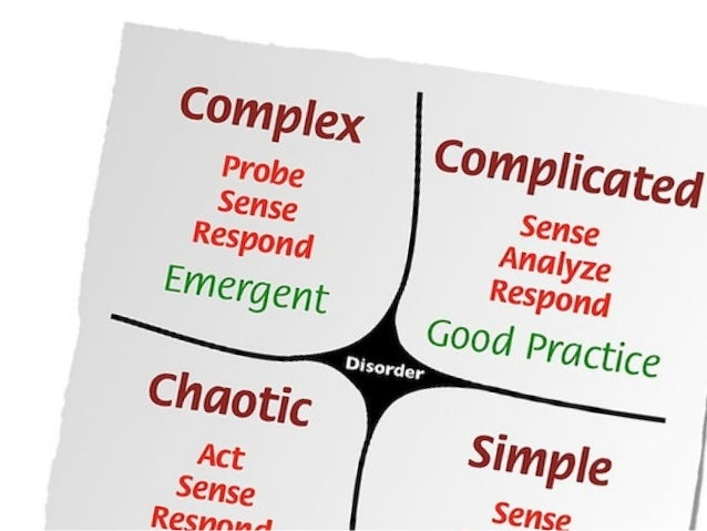 Complexity of organizational design and its effect scaling agility Slide 3