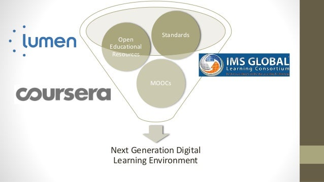 Building the Next Generation Teaching and Learning Environment