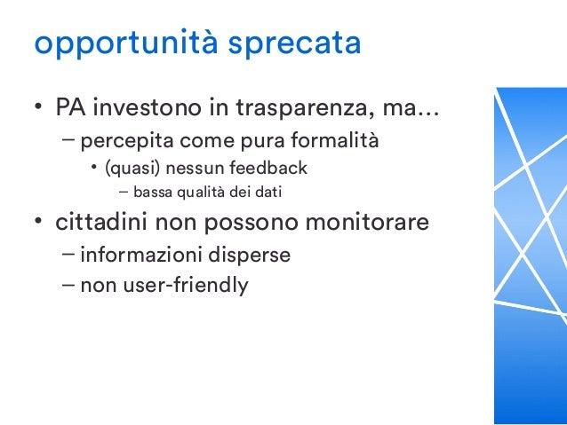 opportunità #1 opportunità di business nel riutilizzo dei dati (data intelligence)