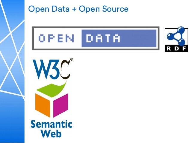 Open Data + Open Source