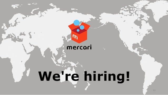 We're hiring! 93