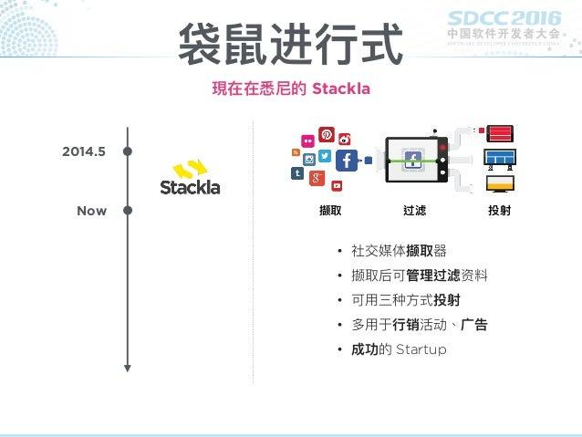不断归零的前端人生 - 2016 中国软件开发者大会 Slide 3