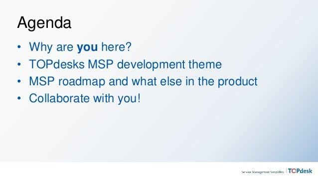 MSP Development Theme Slide 3