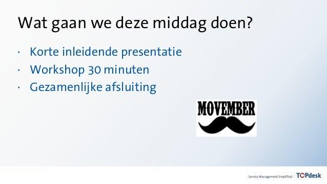 Workshop PDC - MSP klantdag Slide 2
