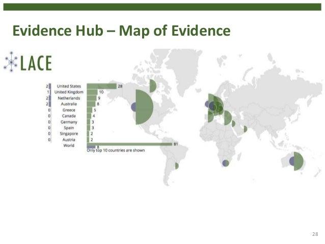 Evidence Hub – Map of Evidence 28
