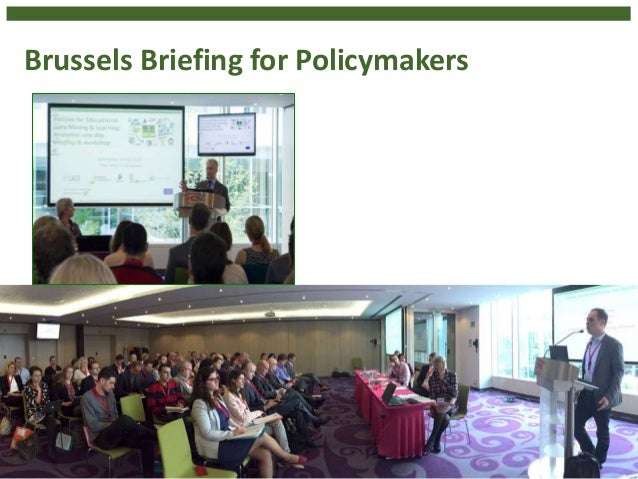 Brussels Briefing for Policymakers 34