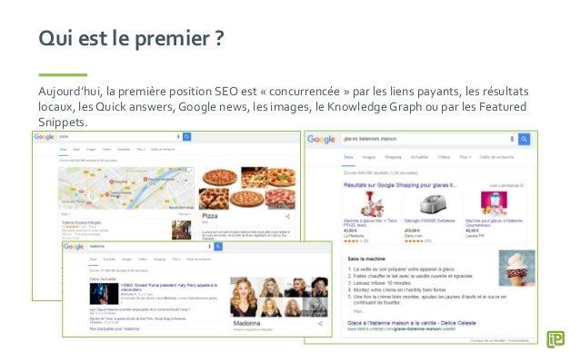 Etude de la position 0 (Featured Snippet) sur Google Slide 3