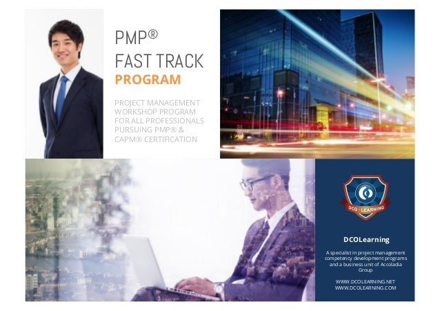 2016 | E-Brochure | PMP® Fast Track (4 Days) | Project Management Tra…