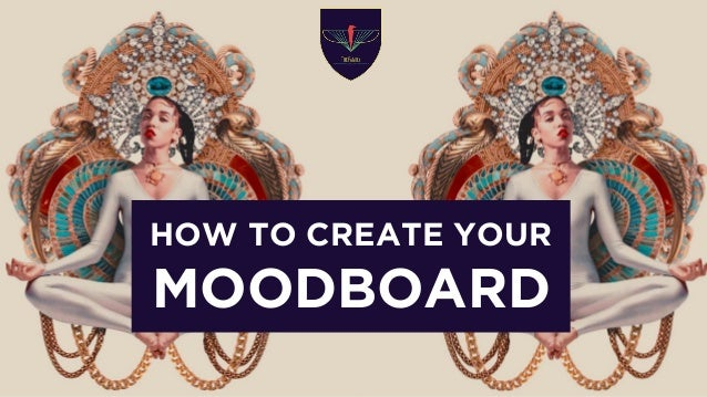 6806467d4bb0 Swag your Moodboard! by Julia Moroge, Artistic Director @ TheFamily