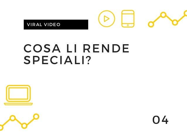 COSA LI RENDE SPECIALI? VIRAL VIDEO 04