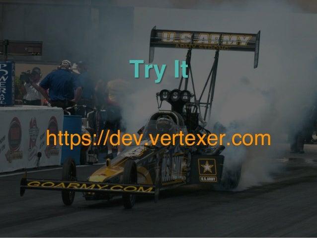 Try It https://dev.vertexer.com