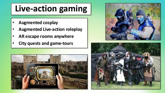 AR Gamers – The Next Generation | Mark Shovman